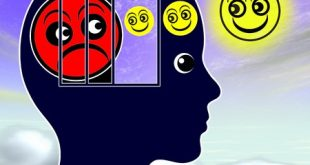 43398624 - mood elevator. woman fighting depression with the help of mood enhancers